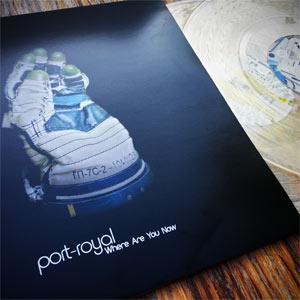 port-royal - Where Are You Now 2 x lp - clear