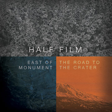 half film - east of monument / the road to the crater