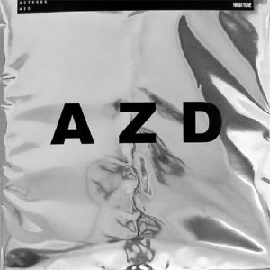 actress - azd - 2 x clear lp