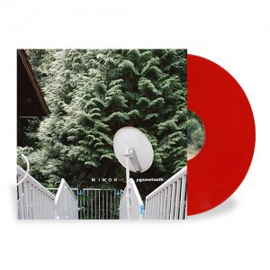 Miwon - Jigsawtooth - Transparent Red LP