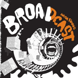broadcast - haha sound - lp