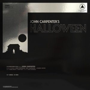 john carpenter - halloween b/w escape from new york - lp