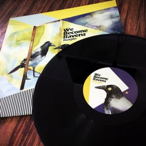 ruxpin - we become ravens - lp - Click Image to Close
