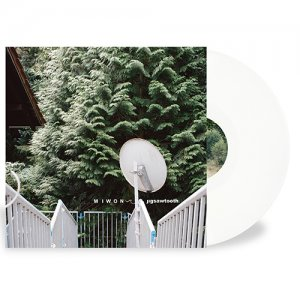 Miwon - Jigsawtooth - White LP