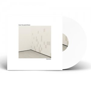 Near the Parenthesis - Intervals - Limited White Vinyl
