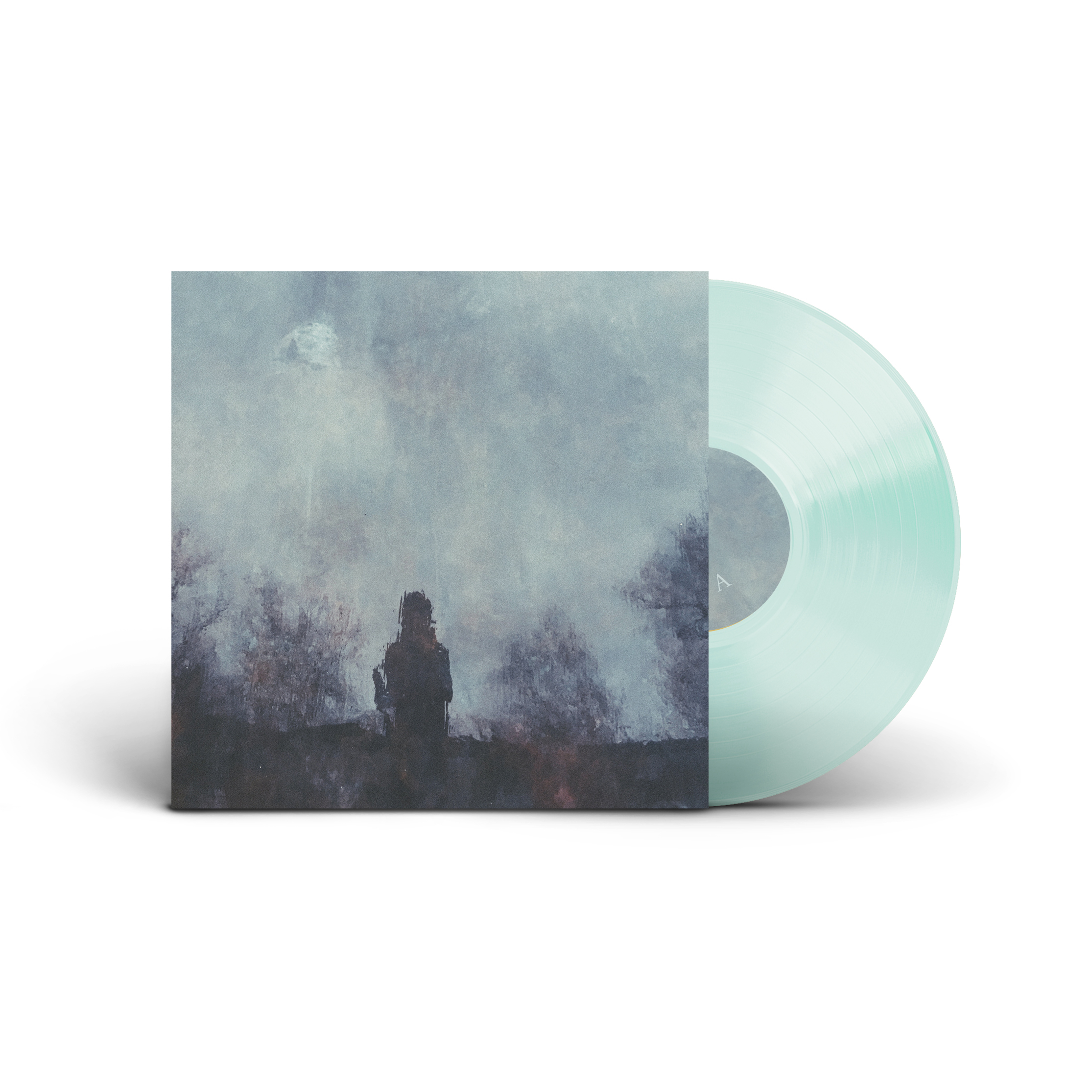 Stray Theories - All That Was Lost - Transparent Blue LP