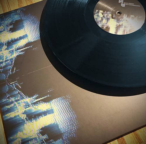 Suumhow - Secuund - Transparent Sea Blue LP