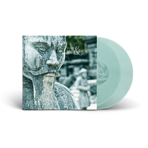 bvdub - Wrath & Apathy - 2 x Coke Bottle Clear LP