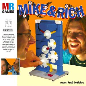 mike & rich - expert knob twiddlers 3 x lp