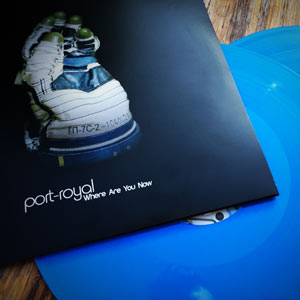 port-royal - Where Are You Now 2 x lp - cyan