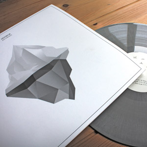 ocoeur - reversed - grey lp