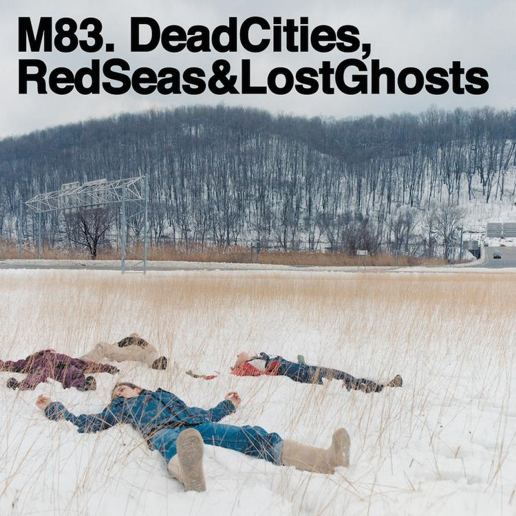 M83 - dead cities, red seas & lost ghosts 2 x lp